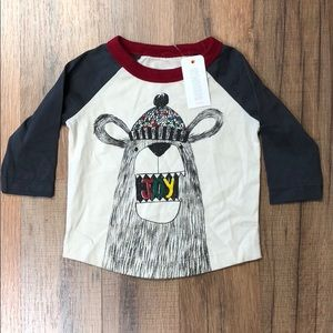 Gymboree Baby Boy JOY Long Sleeve Shirt NWT